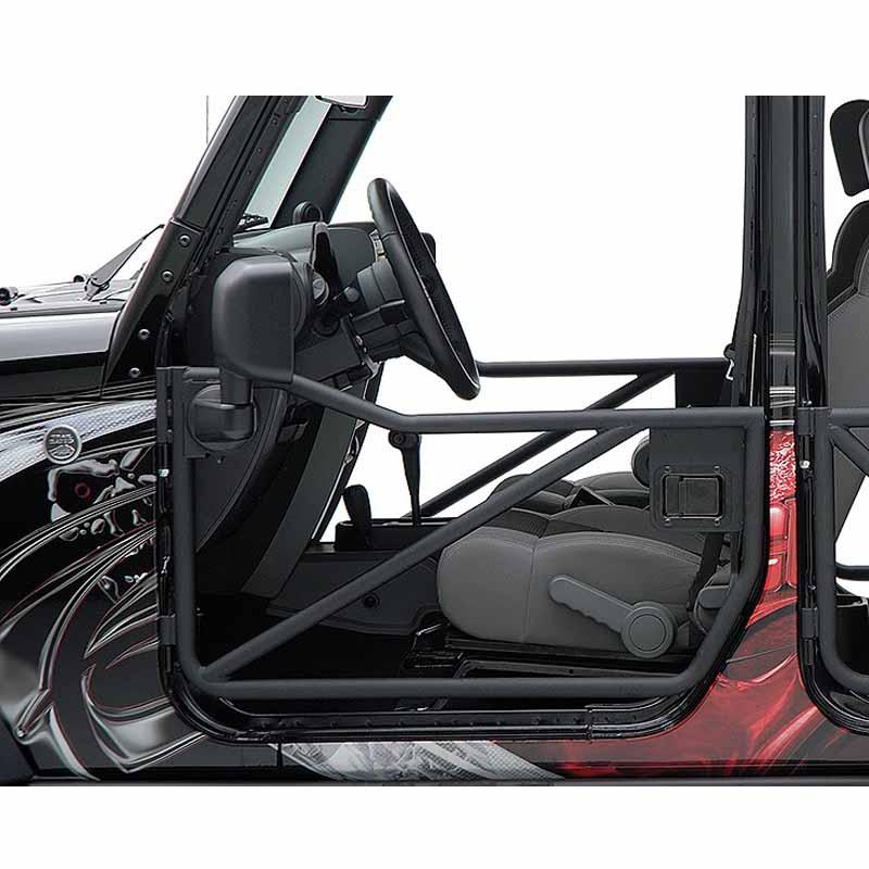 portes avant rancho pour jeep wrangler jk. Black Bedroom Furniture Sets. Home Design Ideas