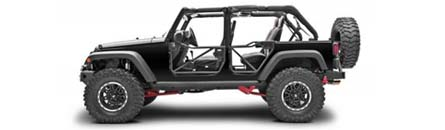 accessoires jeep wrangler. Black Bedroom Furniture Sets. Home Design Ideas