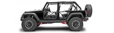 accessoires jeep wrangler. Black Bedroom Furniture Sets. Home Design Ideas